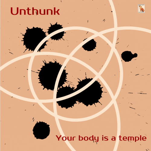 Body is a temple cover